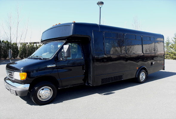 18 Passenger Party Buses Raleigh