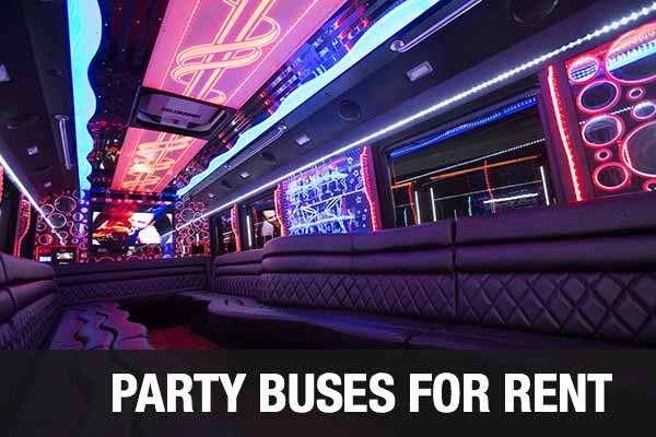Bachelor Parties Party Bus Raleigh