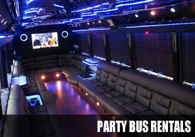 Raleigh Party Buses